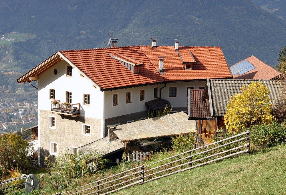 Gostnerhof in Brixen – Bauernhof mit eigener Speiseeisherstellung